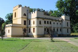 Budynek Gminnego Ośrodka Kultury i Sportu