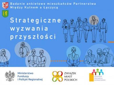 Badanie ankietowe mieszkańców Partnerstwa Między Kutnem a Łęczycą