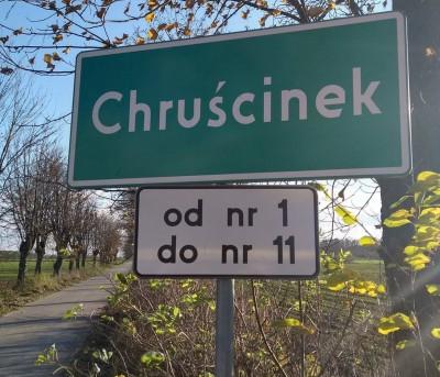 Pozyskalismy wsparcie na przebudowę dróg w Chruścinku!